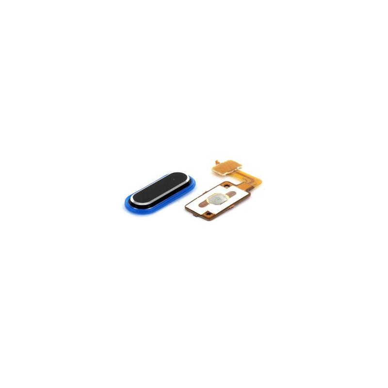 Nappe Bouton home pour Samsung Galaxy Grand Prime (G530F/G531F) Noir
