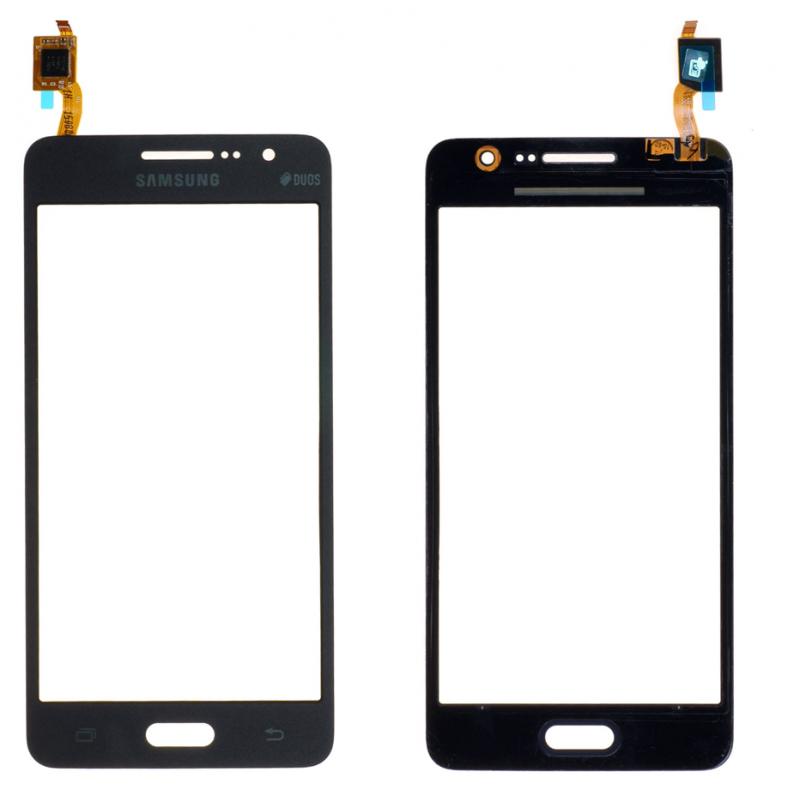 Vitre Tactile Samsung Galaxy Grand Prime (G530F/FZ) Noir