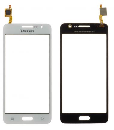 Vitre Tactile Samsung Galaxy Grand Prime (G530F/FZ) Blanc