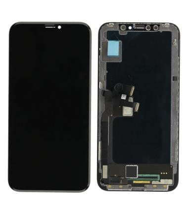 Ecran OLED pour iPhone X Noir