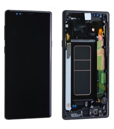 Ecran Samsung Galaxy Note 9 (N960F) Noir