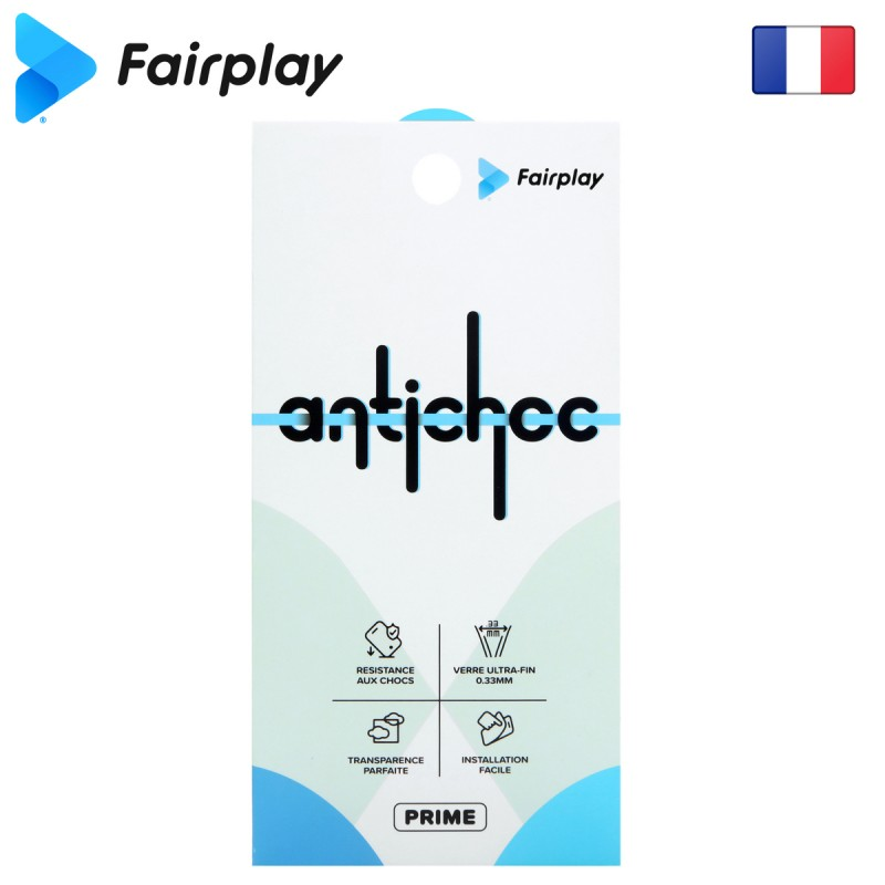 Verre trempé Fairplay Prime pour Samsung Galaxy A8 2018