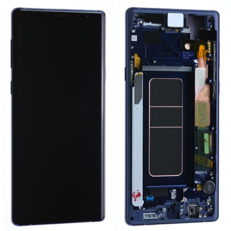 Ecran Samsung Galaxy Note 9 (N960F) Bleu