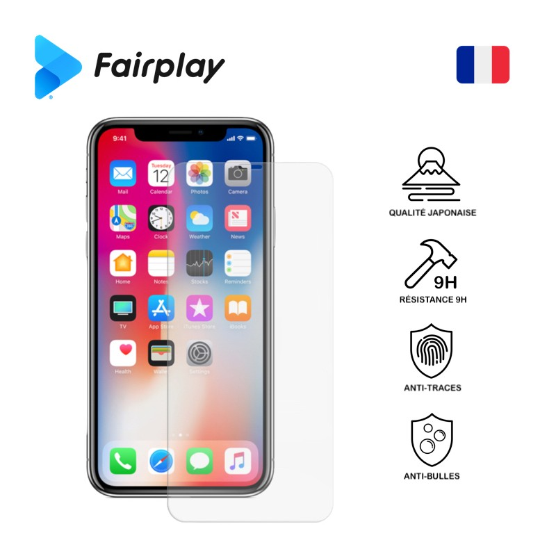 Verre trempé Fairplay Prime pour Samsung Galaxy A7 2018