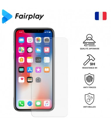 Verre trempé Fairplay Prime pour Samsung Galaxy J6/A6 2018