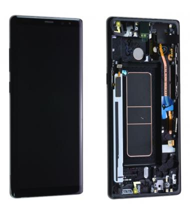 Ecran Complet Samsung Galaxy Note 8 (N950F) Noir