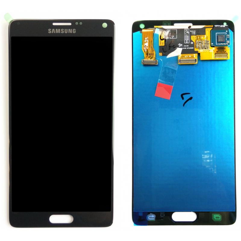 Ecran Samsung Galaxy Note 4 (N910F) Noir