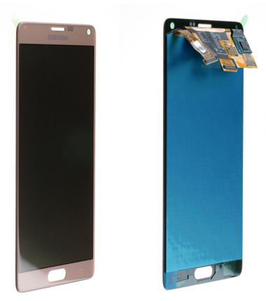 Ecran Samsung Galaxy Note 4 (N910F) Or