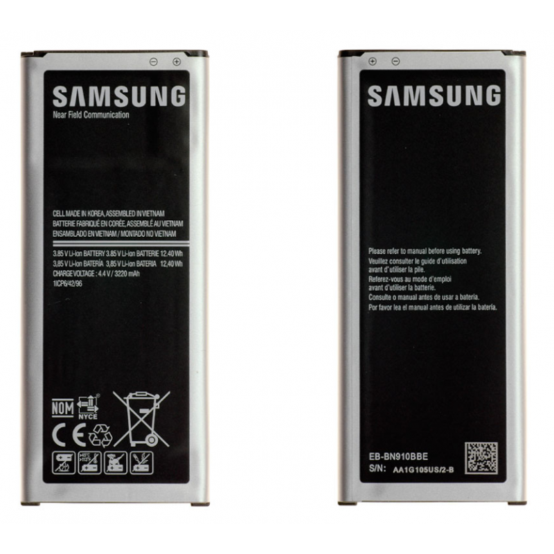 Batterie Samsung EB-BN910BBE