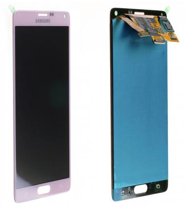 Ecran Samsung Galaxy Note 4 (N910F) Rose