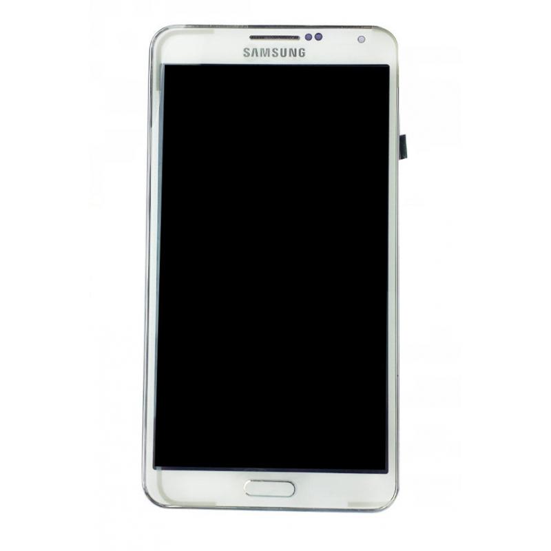 Ecran Samsung Galaxy Note 3 Neo (N7505) Blanc