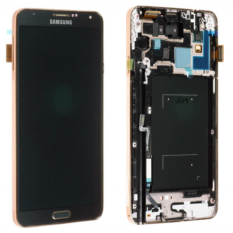 Ecran Samsung Galaxy Note 3 (N9005) Noir