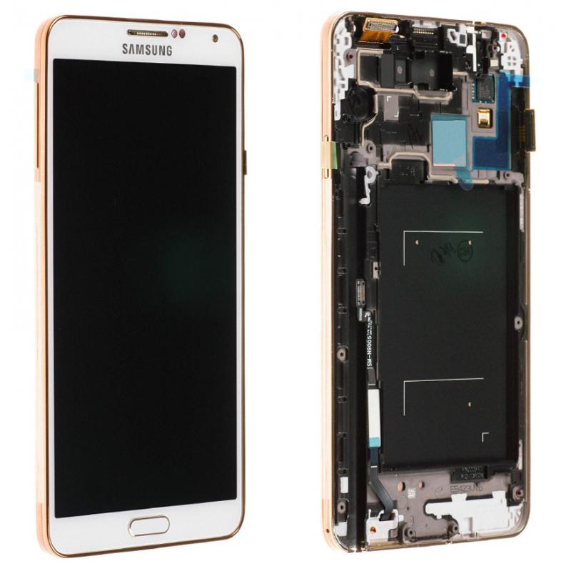 Ecran Samsung Galaxy Note 3 (N9005) Blanc