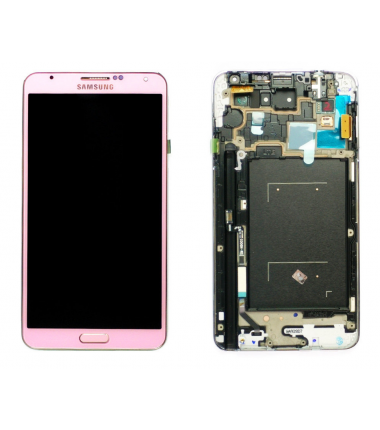 Ecran Complet Samsung Galaxy Note 3 (N9005) Rose