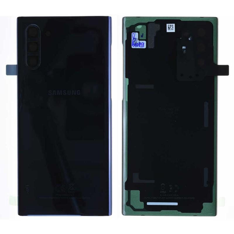 Face arrière Samsung Galaxy Note 10 (N970F) Noir