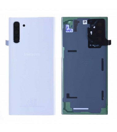 Face arrière Samsung Galaxy Note 10 (N970F) Blanc