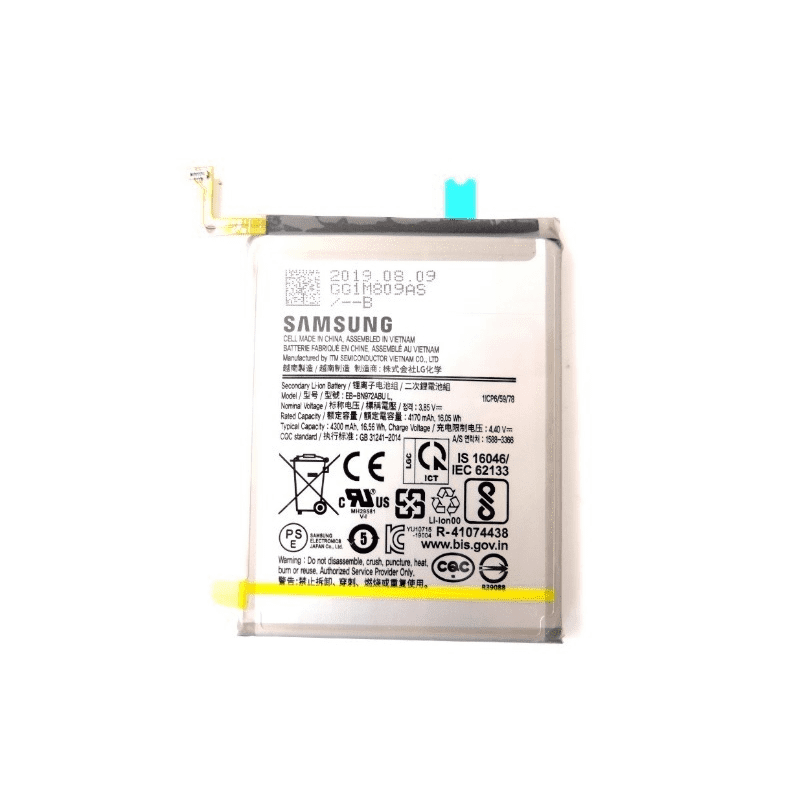 Batterie Samsung EB-BN972ABU