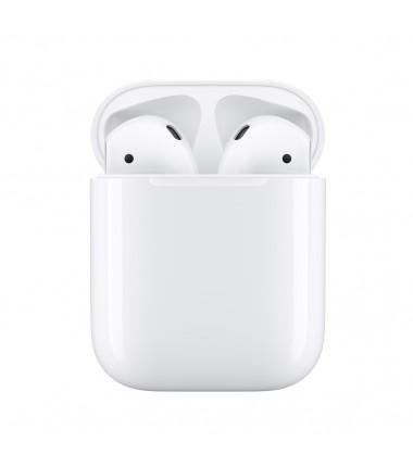 AirPods Apple avec boîtier de charge