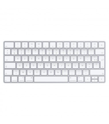Magic Keyboard Apple Argent