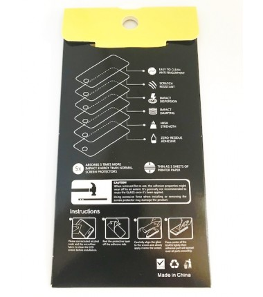 Verre trempé 9H pour Samsung Galaxy Xcover 4