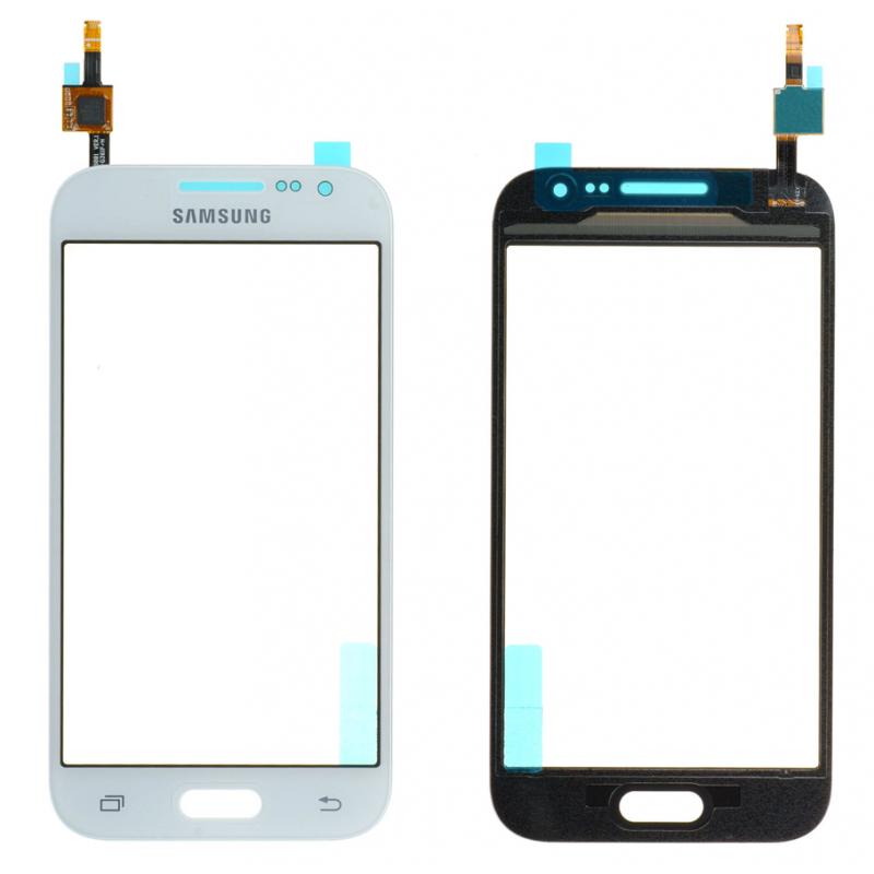 Vitre Tactile Samsung Galaxy Core Prime VE (G361F) Blanc