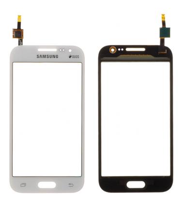 Vitre Tactile Samsung Galaxy Core Prime (G360F) Blanc