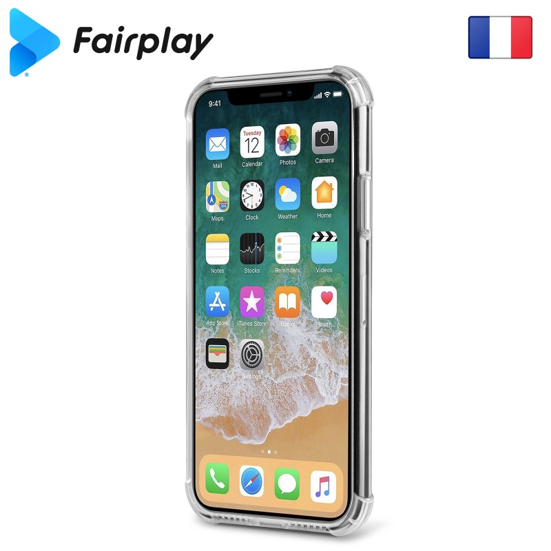 Coque Fairplay Crystal Xiaomi Mi 9