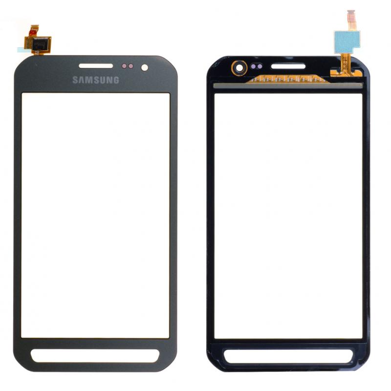 Vitre Tactile Samsung Galaxy Xcover 3 (G388F) Noir