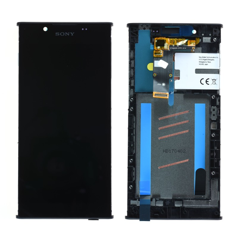 Ecran Complet Xperia L1 (G3311,G3312,G3313) Noir