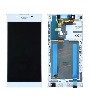 Ecran Complet Xperia L1 (G3311,G3312,G3313) Blanc