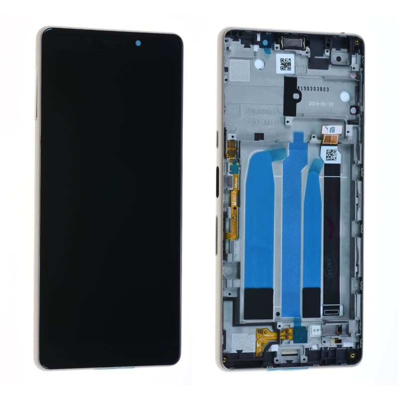 Ecran Complet Xperia L3 (I4312,l4332,l3312) Or