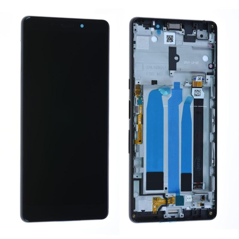 Ecran Complet Xperia L3 (I4312,l4332,l3312) Noir