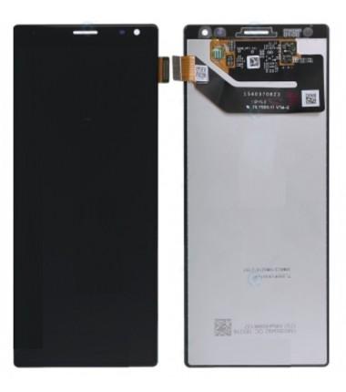 Ecran Complet Xperia 10 Plus (I4213,I4293,I3213,I3223) Noir
