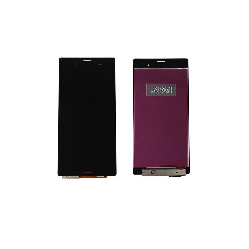 Ecran pour Xperia Z3 (D6603,D6643,D6653) Noir