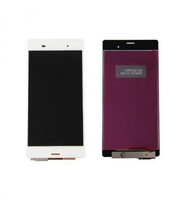 Ecran pour Xperia Z3 (D6603,D6643,D6653) Blanc