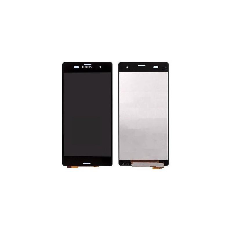 Ecran pour Xperia Z3 Compact (D5803,D5833) Noir