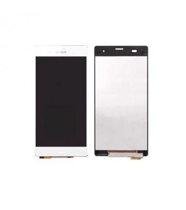 Ecran pour Xperia Z3 Compact (D5803,D5833) Blanc