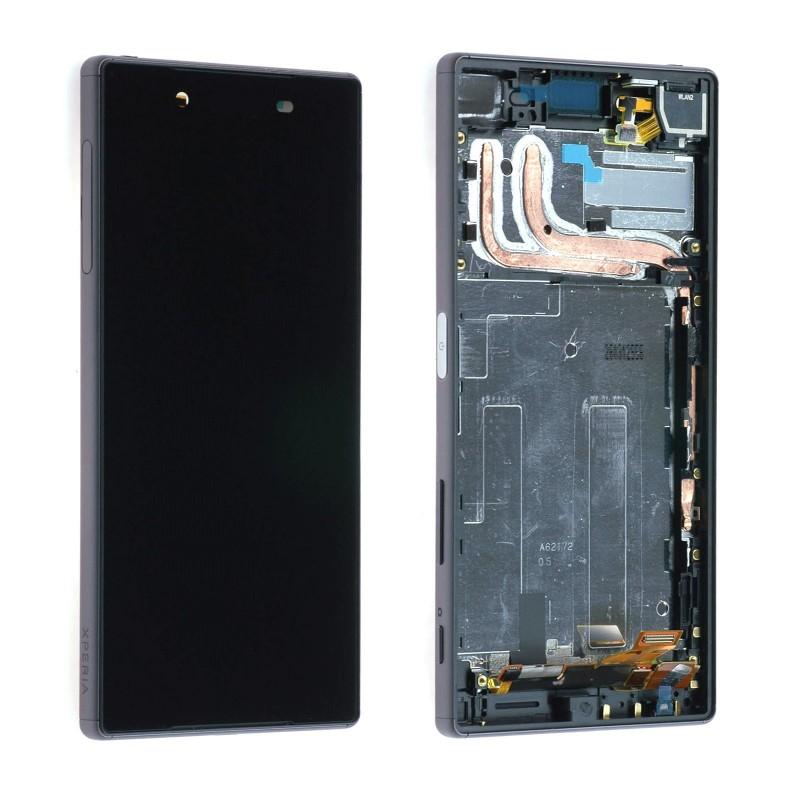 Ecran Complet pour Xperia Z5 (E6653,E6603) Noir