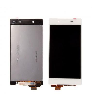 Ecran pour Xperia Z5 (E6653) Blanc