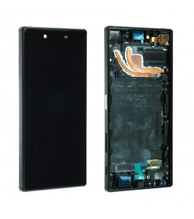 Ecran Complet pour Xperia Z5 Compact (E5803,E5823) Noir