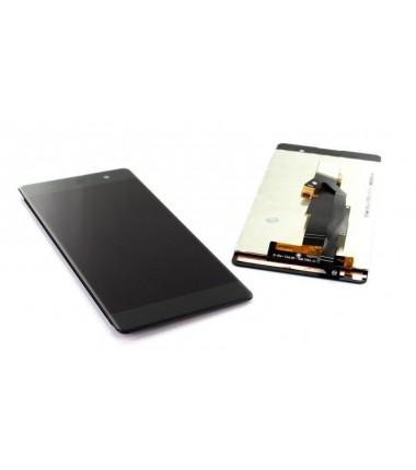 Ecran pour Xperia XA (F3111), Dual (F3112) Noir