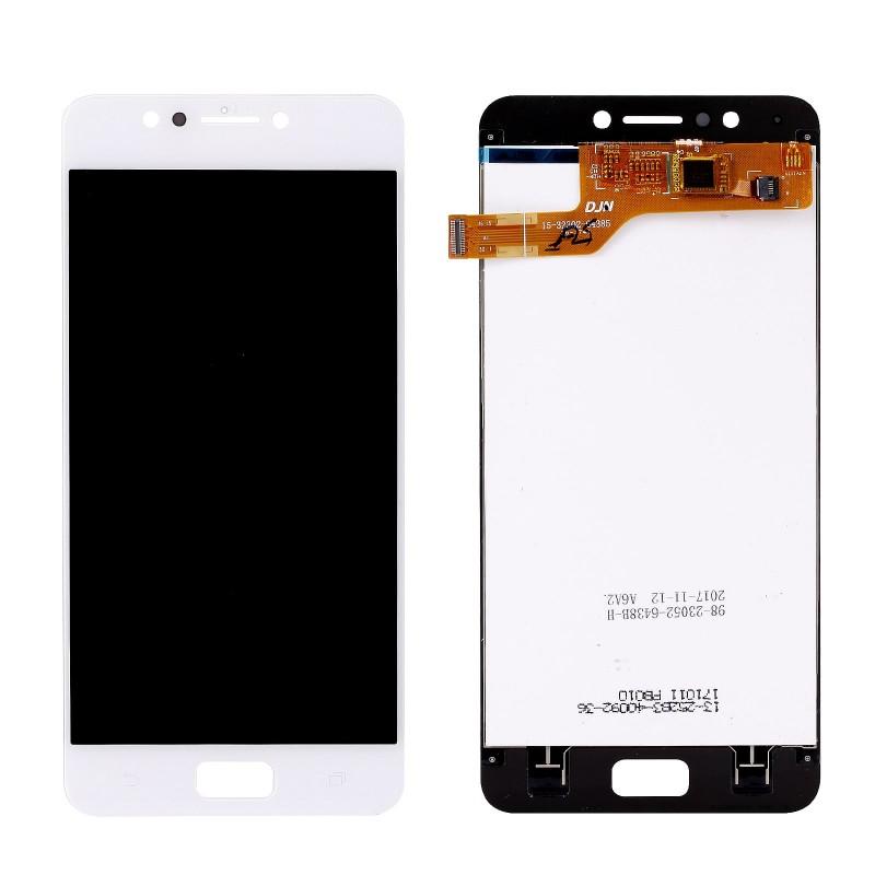 Ecran pour Asus ZenFone 4 Max ZC520KL Blanc