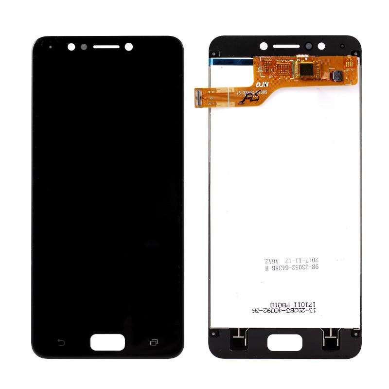Ecran pour Asus ZenFone 4 Max ZC520KL Noir