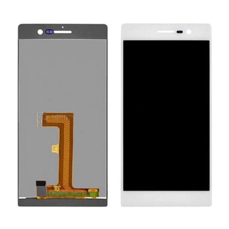 Ecran Huawei P7 Blanc