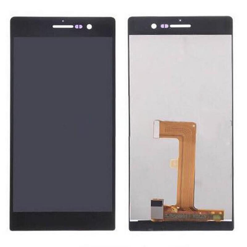 Ecran Huawei P7 Noir