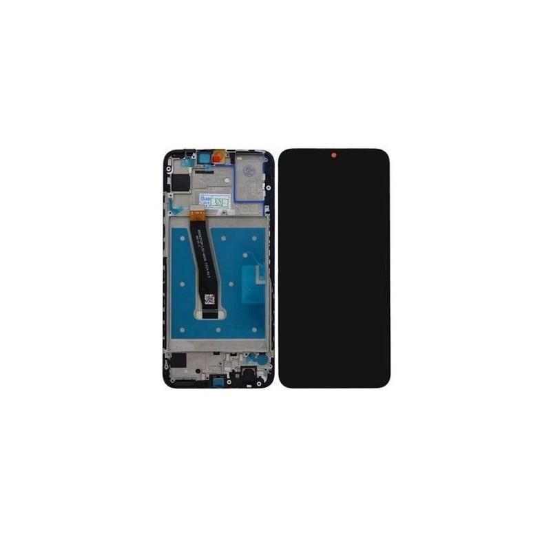 Ecran avec châssis pour Huawei P Smart Z Noir