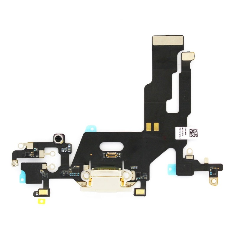 Connecteur de charge iPhone 11 Noir