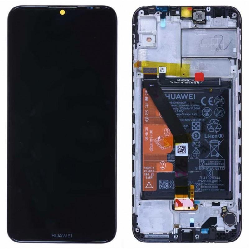 Ecran Huawei Y6 2019 Noir