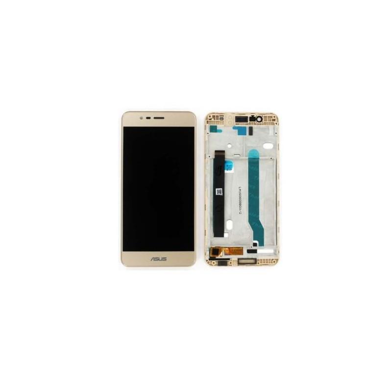 Ecran Complet pour ASUS ZenFone 3 Laser ZC551KL Blanc