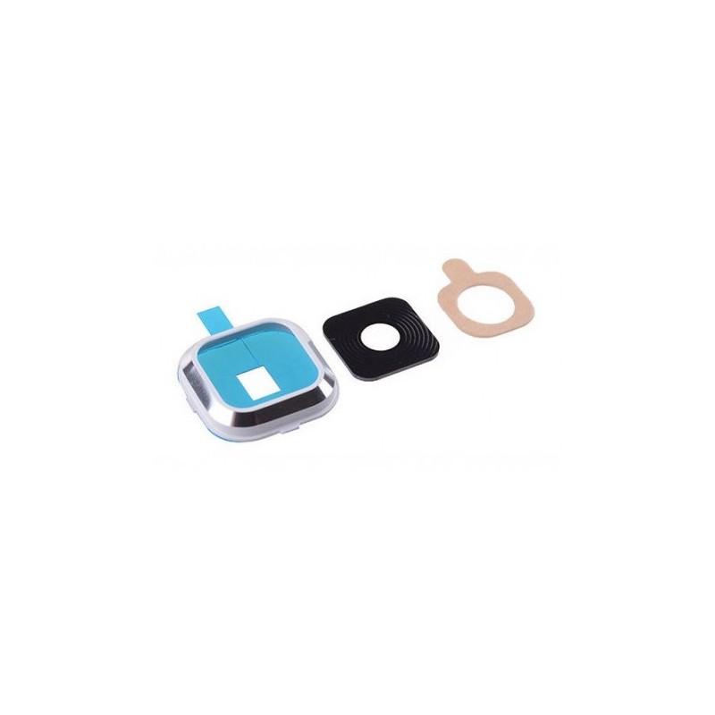 Lentille caméra arrière Samsung Galaxy A3/A5 2016 Blanc